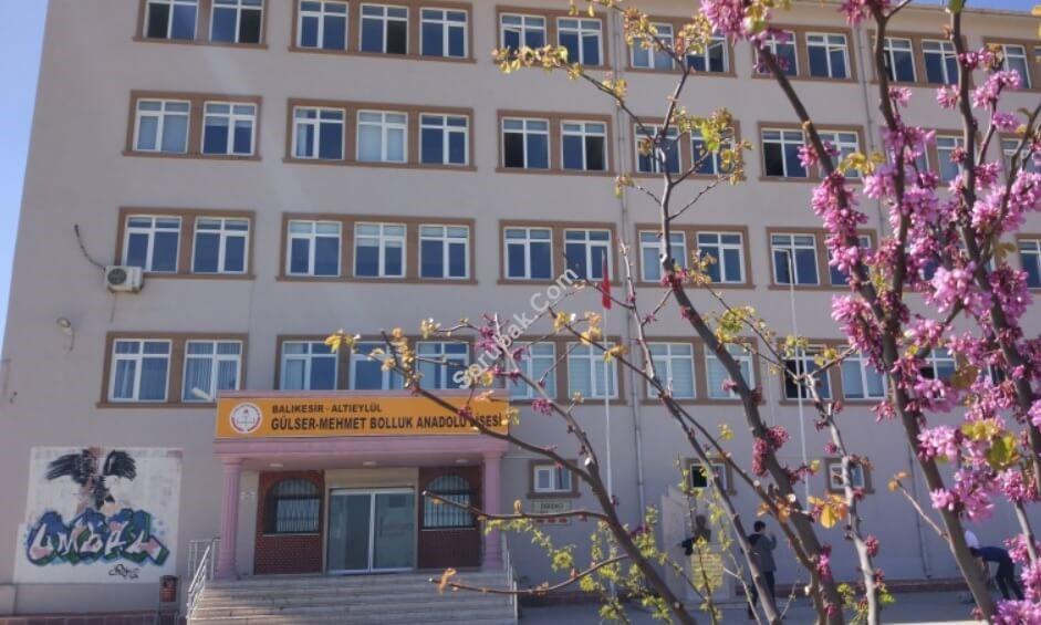 Gülser-Mehmet Bolluk Anadolu Lisesi