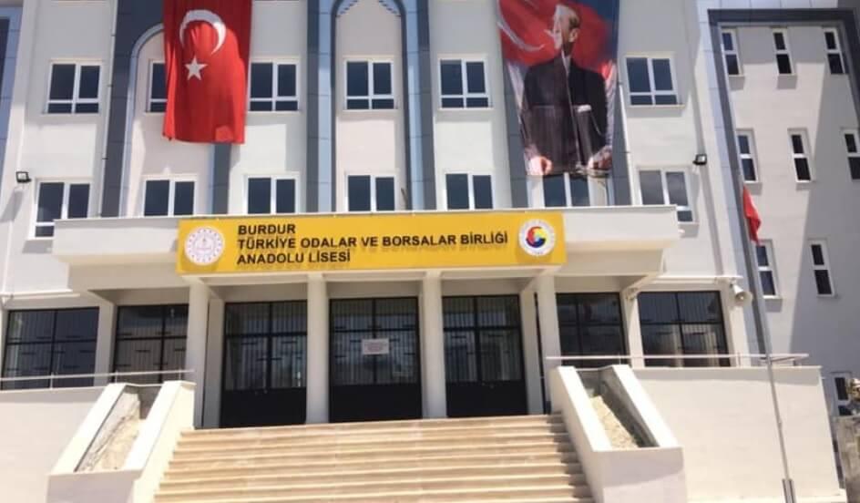 Göller Yöresi Anadolu Lisesi