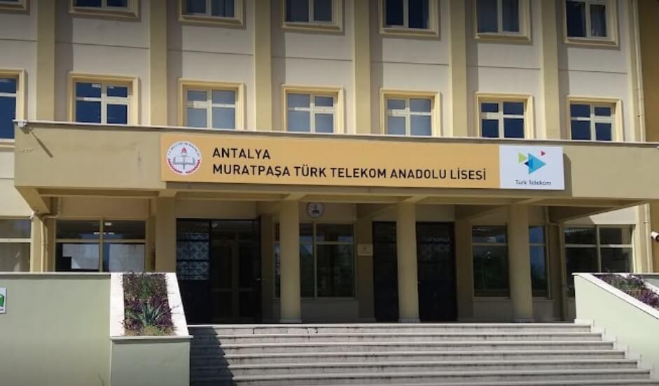 Muratpaşa Türk Telekom Anadolu Lisesi