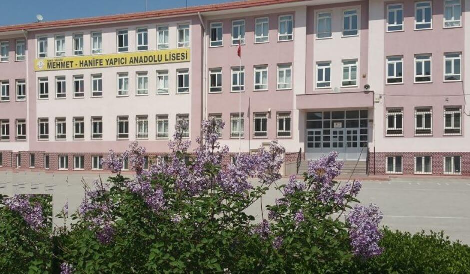 Mehmet-Hanife Yapıcı Anadolu Lisesi