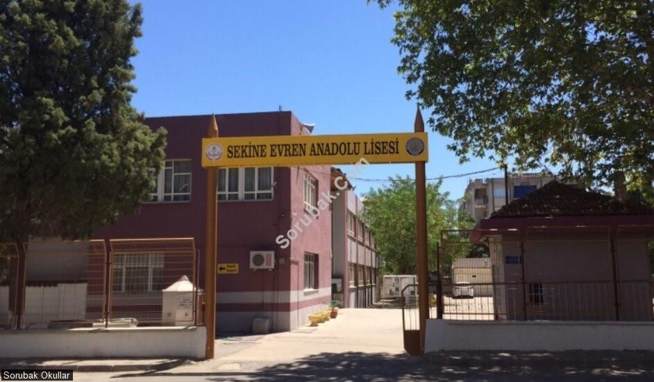 Salihli Sekine Evren Anadolu Lisesi resmi
