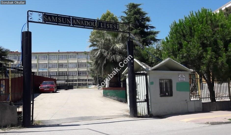 Samsun Anadolu Lisesi