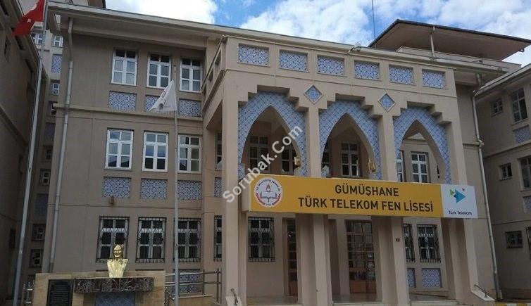 Gümüşhane Türk Telekom Fen Lisesi