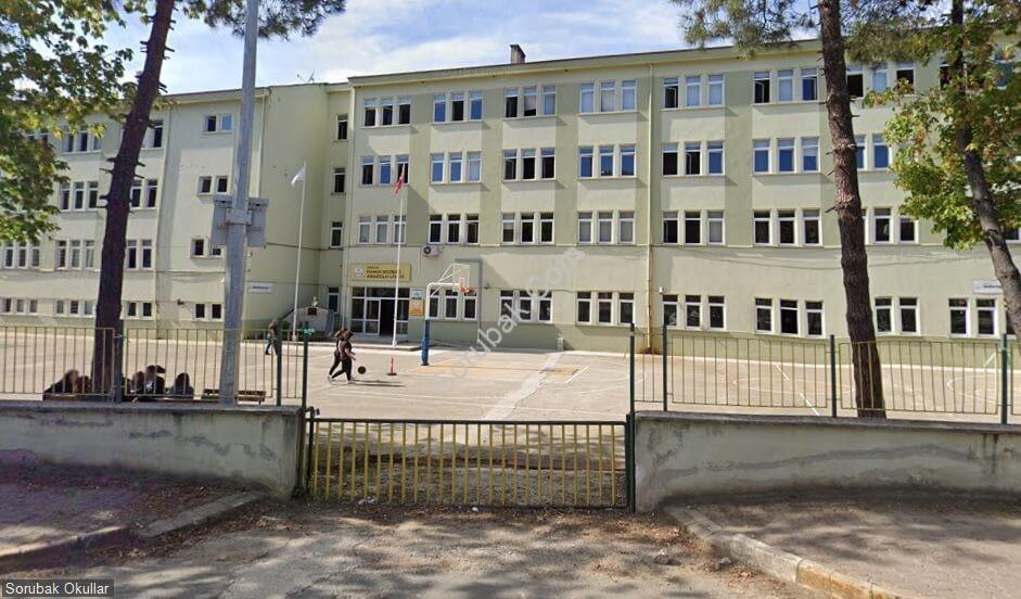 Hamdi Bozbağ Anadolu Lisesi