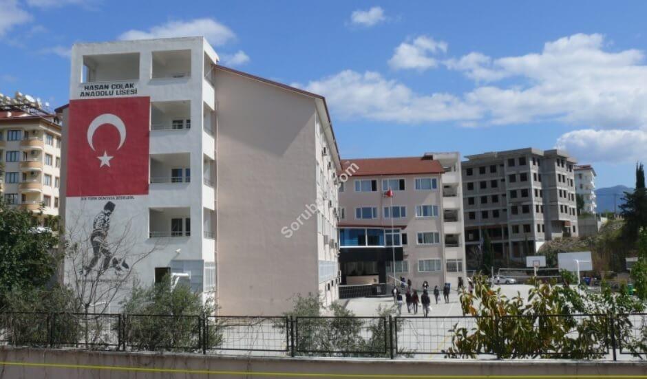 Hasan Çolak Anadolu Lisesi