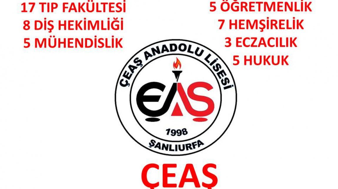 ÇEAŞ Şanlıurfa Anadolu Lisesi