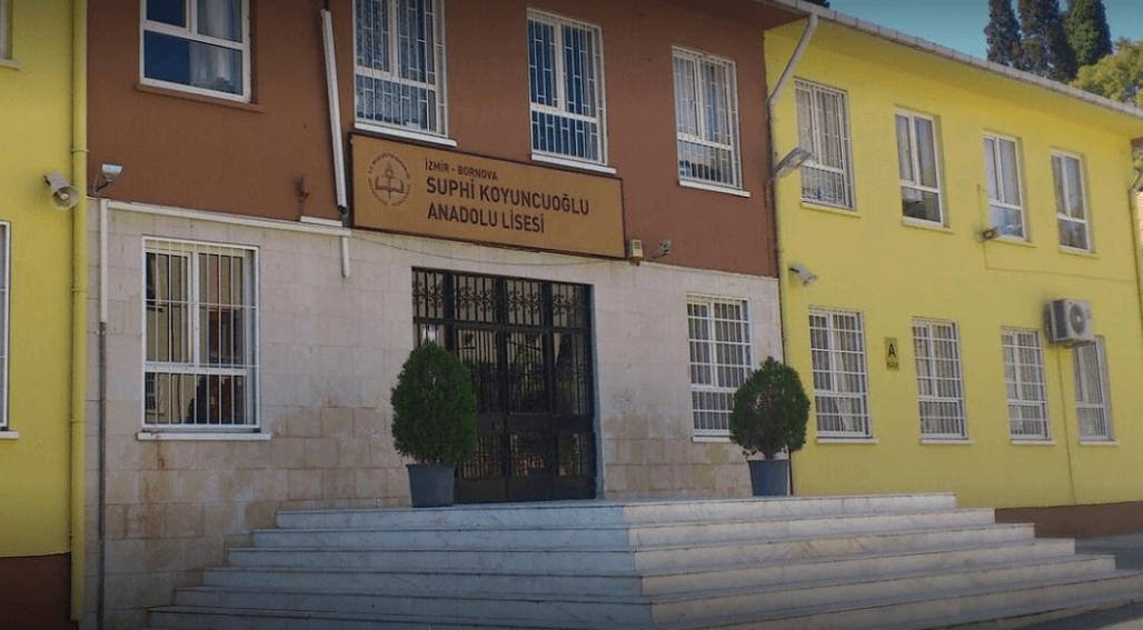 Bornova Suphi Koyuncuoğlu Anadolu Lisesi