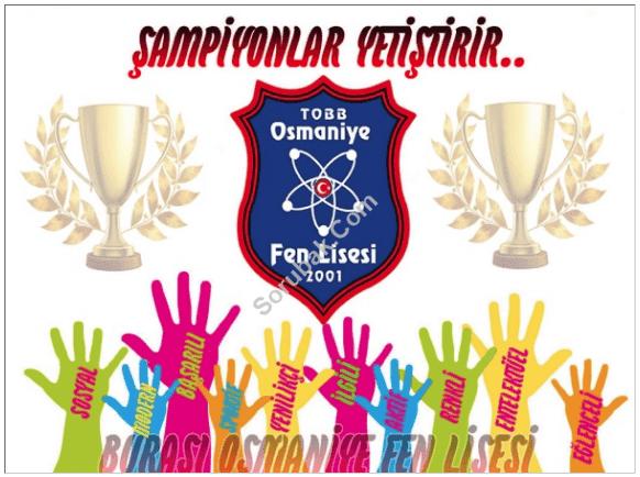 TOBB Osmaniye Fen Lisesi