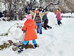 4 Ocak 2016 Kar Tatili Olan İller